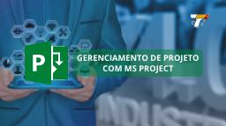 Gerenciamento com MS Project