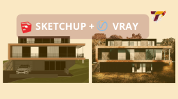 Sketchuo Vray
