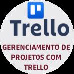 Icone de Curso Escola Metodologias ageis Curso gerenciamento de projetos com trello treinar minas